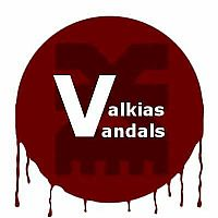 Valkias Vandals team badge