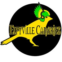 Elfyville Canaries team badge